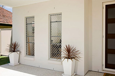 diamond securtiy screen doors